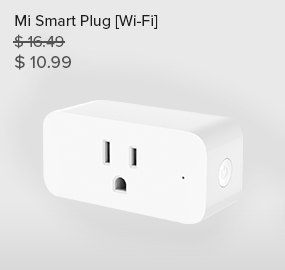 Mi Smart Plug Wifi